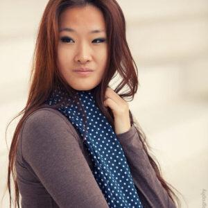 Asian Woman - Portrait - Fotograf Kürnach